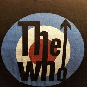 The Who Band Tee